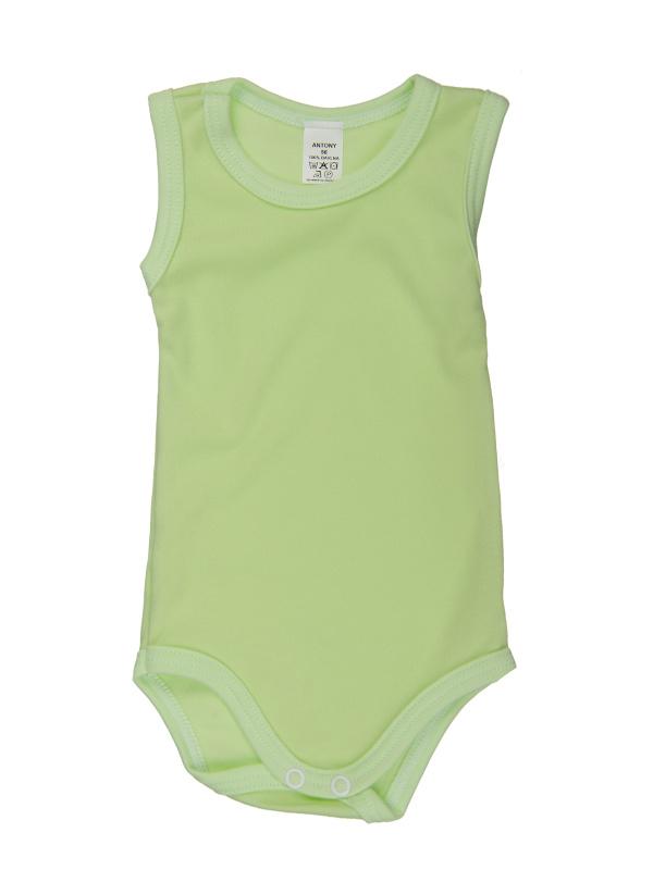 Tielkové body (jednofarebné) - zelené - Veľkost: 68