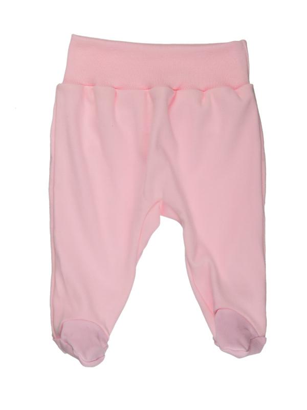 Polodupačky (jednofarebné) - ružové - Veľkost: 80