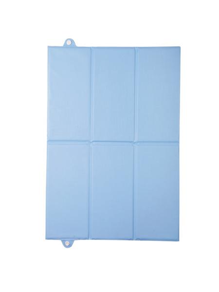 Prebaľovacia podložka - modrá - Rozmer: 40x58 cm