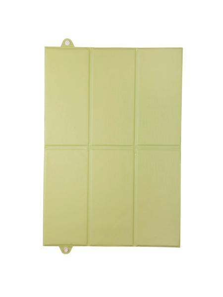 Prebaľovacia podložka - zelená - Rozmer: 40x58 cm