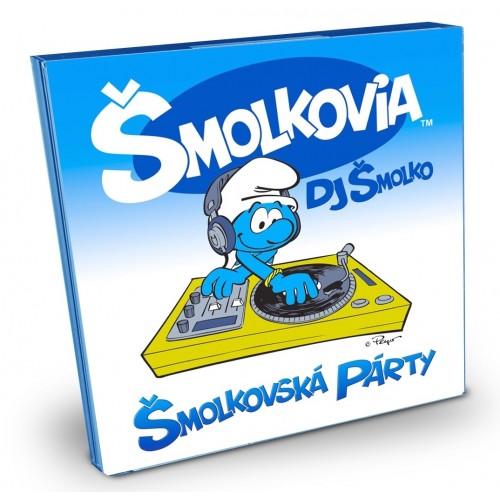 Šmolkovská párty - CD: CD