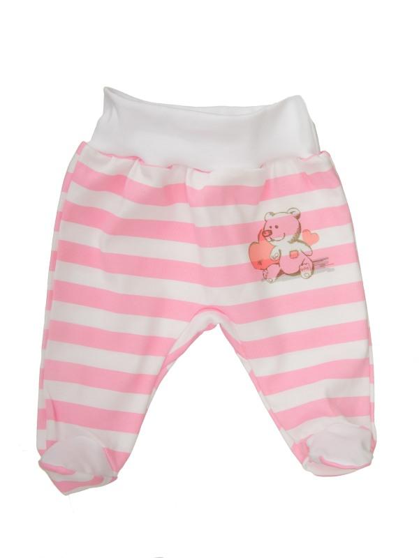 36f743661 Polodupačky (ružový pásik) - MACÍK - Antony - Detské oblečenie ...