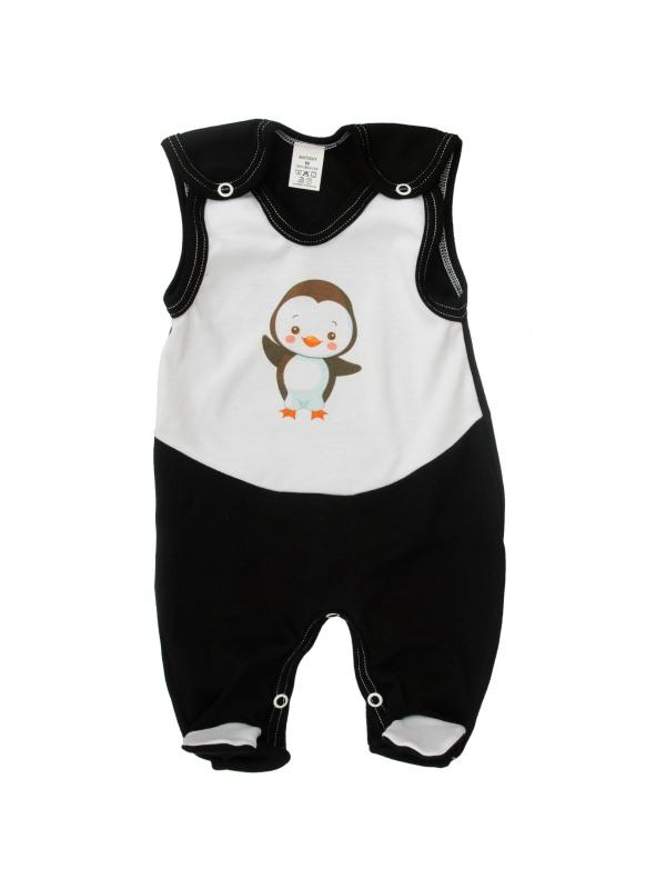 Dupačky (bielo-čierne) - Tučniak - Veľkost: 74